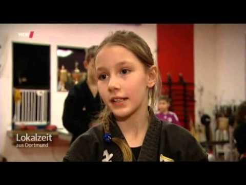 Lokalzeit aus Dortmund Das Mädchen mit dem schwarzen Gürtel
