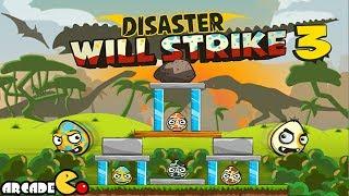Disaster Will Strike 3 Complete Walkthrough Part 1