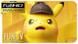 Покемон. Детектив Пикачу (2019) — Трейлер на русском языке / Pokemon Detective Pikachu / Full HD