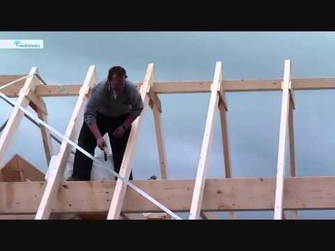 trapezblechdach montieren mit schrauben kalotten und k. Black Bedroom Furniture Sets. Home Design Ideas