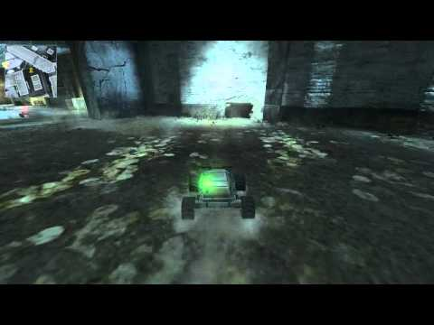 Call of Duty: Black Ops - RC-XD Tunnels and Jumps