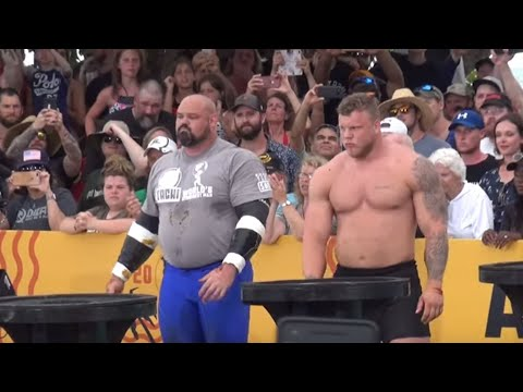 WORLD'S STRONGEST MAN (2019) FINALS!