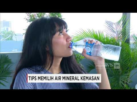 Tips Memilih Air Mineral Kemasan