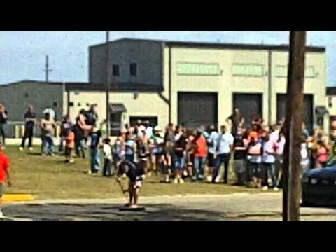 Sea Bee Base Gulfport, Ms. Burnout Contest
