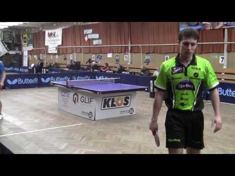 Zhen Meng - Tomasz Sposób FULL MATCH (1. liga mężczyzn)