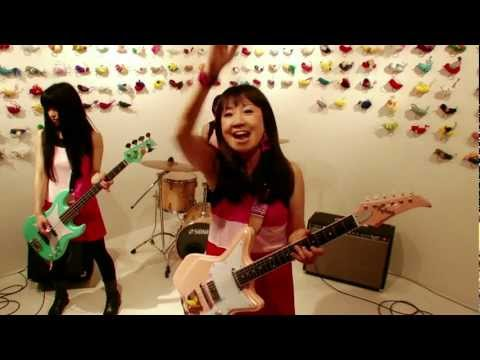 "Shonen Knife ""Pop Tune"" PV (Out 6/5/12 on Good Charamel Records in N. America)"