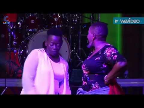 Lebo Sekgobela ft Lorraine Maplanka Stot Live @ My Zimbabwe Gospel Concert