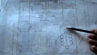 Как сделать схему укладки теплого пола?(В этой статье и видео уроке разберем простой и понятный способ как сделать схему укладки теплого пола от..., 2012-06-16T04:24:56.000Z)