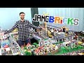 JANGBRiCKS LEGO City Walkthrough 2019