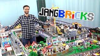 JANGBRiCKS LEGO City Walkthrough 2019