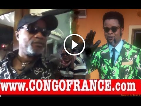 Koffi Olomidé Mutu Apesaki  Papa Wemba Marché ya Abidjan, Félix WAZEKWAPetit  Frère de KOFFI?
