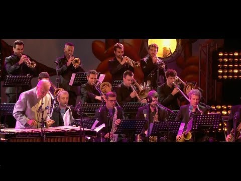 The Amazing Keystone Orchestra plays the music of Quincy Jones