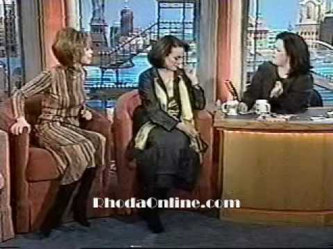 Mary Tyler Moore & Valerie Harper Interview - Part 1 - February 2000