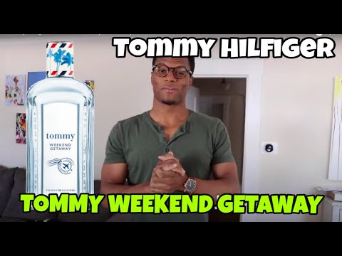 Tommy Hilfiger Weekend Getaway with J Copeland
