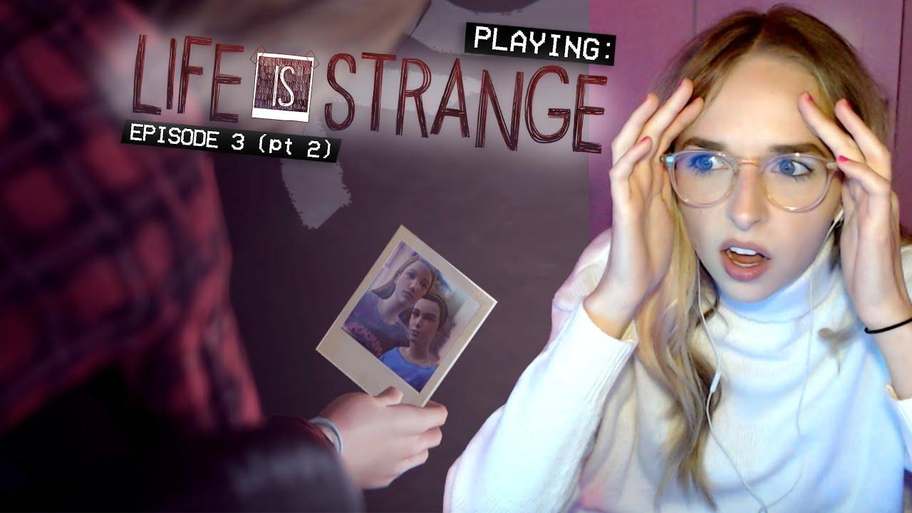 playing LIFE IS STRANGE - EPISODE 3 (pt 2)
