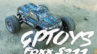 RC CAR! 어른장난감💖 알씨카 몬스터트럭! (Monster Truck GPTOYS Foxx S911)