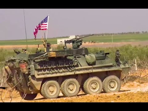 US Occupying Oil-Rich Areas in North Syria to Choke Damascus