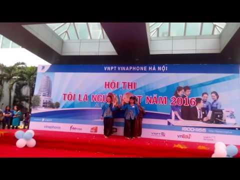 """""""Bức họa đồng quê"""" - PBHKV6 - TTKDVNPT Hà Nội"""