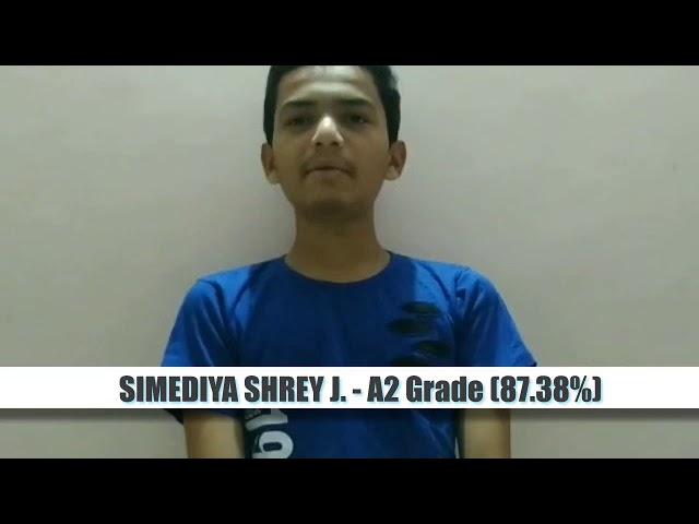 TRIS Rising start - SIMEDIYA SHREY J