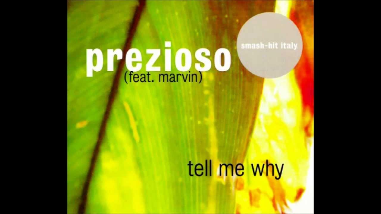 Prezioso Feat. Marvin Bonjour EP