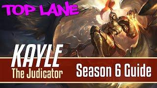 League of Legends Kayle Guide   Season 6   Patch 6.16