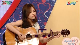 Quyền Linh - Cát Tường cười ngất vì TRAI XINH - GÁI ĐẸP có gu 'độc - lạ' thả thính bằng đàn guitar