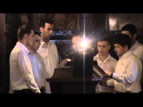 Grupul de muzică bizantină ANASTASIOS -Heruvic Glas V