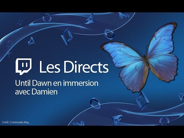 Until Dawn - Immersion