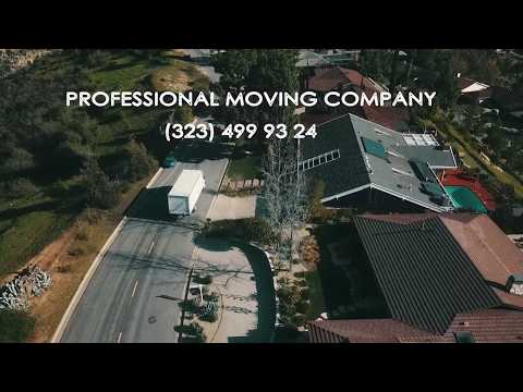 Professional Moving Company. Full-Service Moving