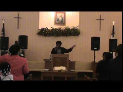 "Lady Jay singing ""Holy-Sanctified"
