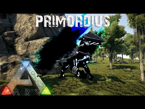 ARK Survival Evolved - Oil Farm and Primordius the Celestial! Annunaki Genesis Modded S1E28