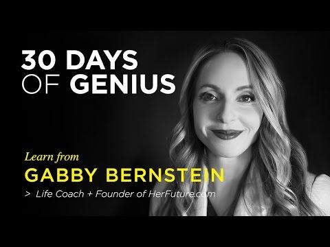 Gabby Bernstein on CreativeLive  f5b41f065