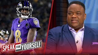 Lamar Jackson is putting together best season of any NFL QB — Whitlock | NFL | SPEAK FOR YOURSELF