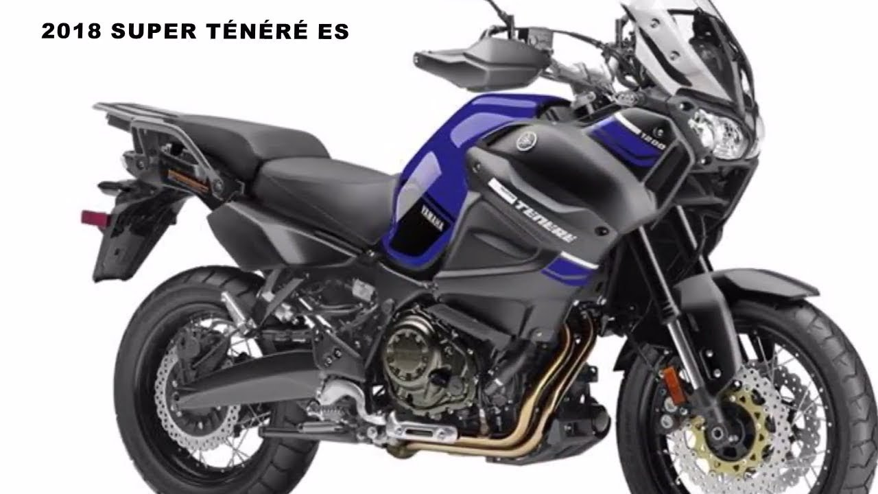 2018 yamaha super tenere es brings adventure on every ride with a powerful youtube. Black Bedroom Furniture Sets. Home Design Ideas