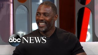 Idris Elba On The Rock, 'Cats,' And Being Sexy