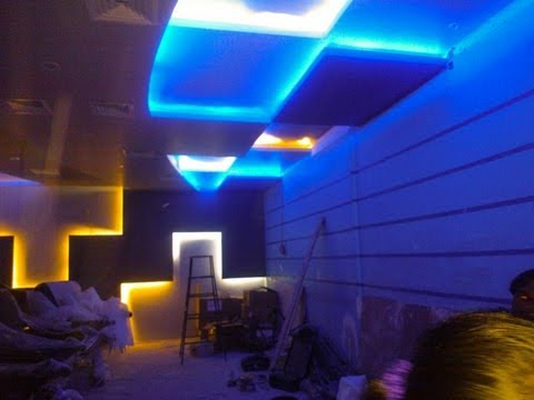 Theater Interior Designing - [9D Theater - Bangalore - Final Update]