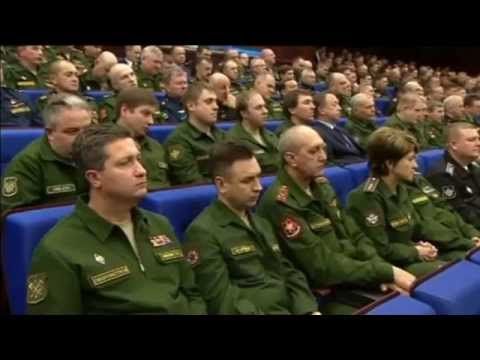 Putin's Military Speech: Russian leader says Russia facing threats from many directions