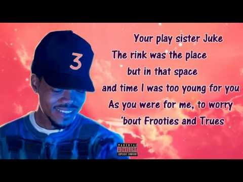 Chance the Rapper Juke Jam ft Justin Bieber & Towkio Lyrics