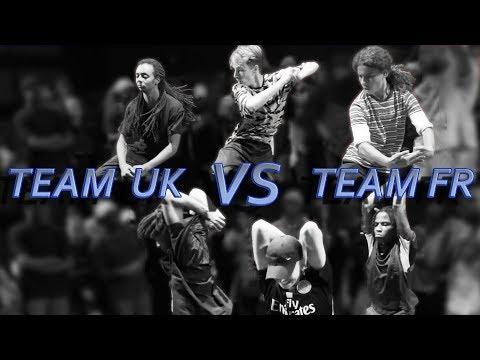 TEAM UK VS TEAM FR | (CALL OUT) LFN EUROPE BATTLE 2K19