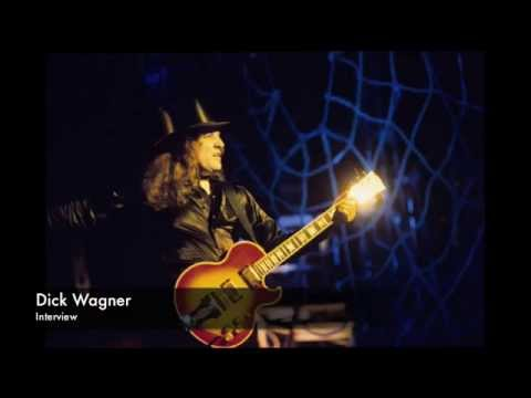 Dick Wagner Interview - About Lou Reed, Alice Cooper, Maryann Cotton