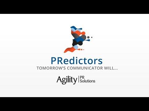 PRedictors: Tomorrow's communicator will... (David Landis, Landis Communications Inc.)
