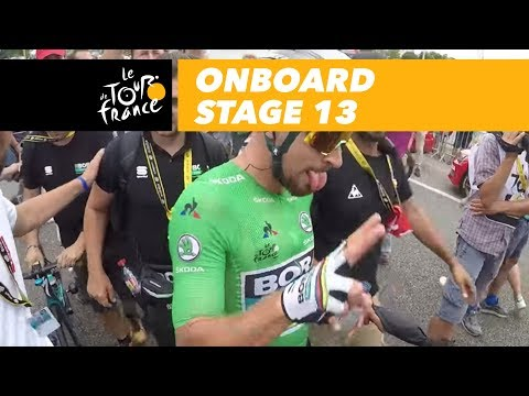 Onboard camera - Stage 13 - Tour de France 2018