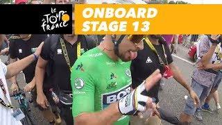 Onboard camera - Stage 13 - Tour de France 2018