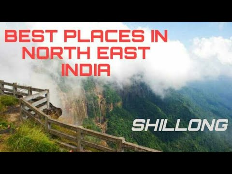 Best Place In North East | Shillong Meghaloya Trip | With Bike Riding |