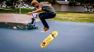 the venereal flip   grossest skateboard trick