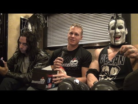 Doyle Interview - Backstage Entertainment