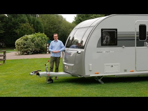The Practical Caravan Adria Adora 612DT Rhine review