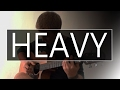Linkin Park Heavy Fingerstyle Cover By Alex Andreyev mp3