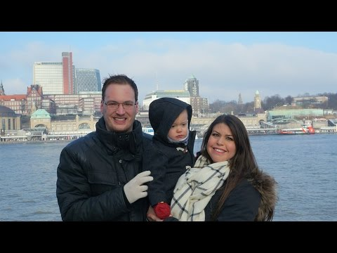 Sights in Hamburg! - February 13, 2016 - MeetTheWengers Daily Vlog
