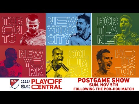 Playoff Central: Conference Semifinals Leg 2 Postgame | LIVE